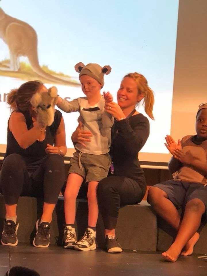 Hugo as a koala school concert nov 2017.jpg