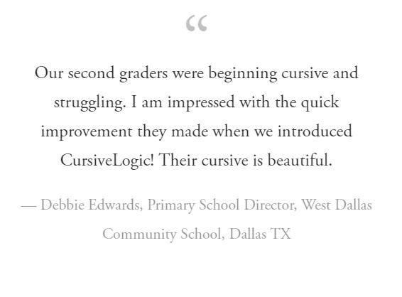 Debbie Edwards, Primary School Director, West Dallas Community School, Dallas TX