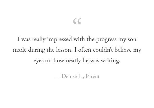 Denise L., Parent