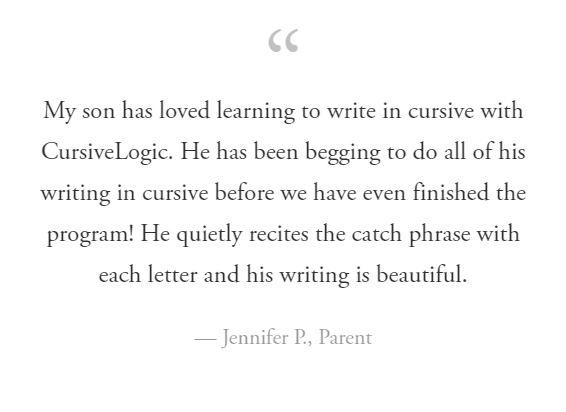 Jennifer P., Parent