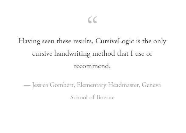 Jessica Gombert, Elementary Headmaster, Geneva School of Boerne