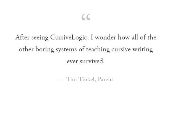 Tim Tinkel, Parent