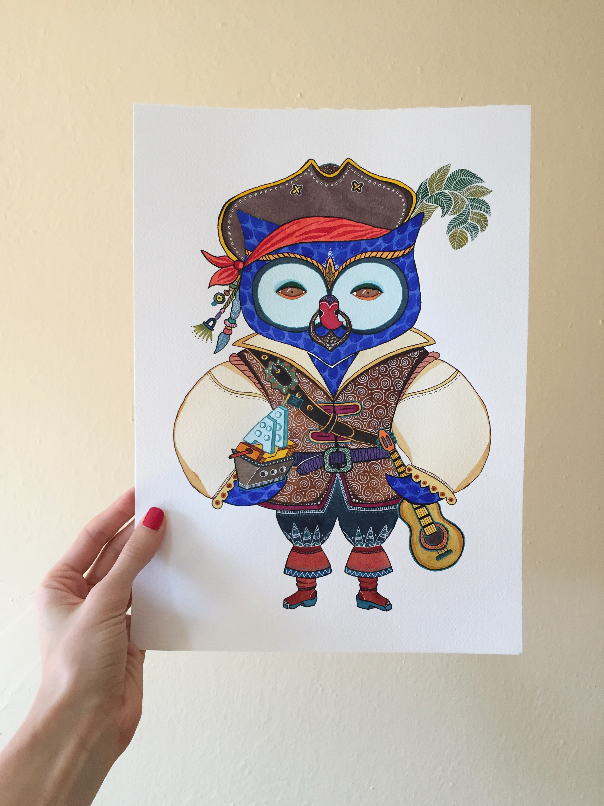 Pirate Owl by Eve Devore_5.jpg