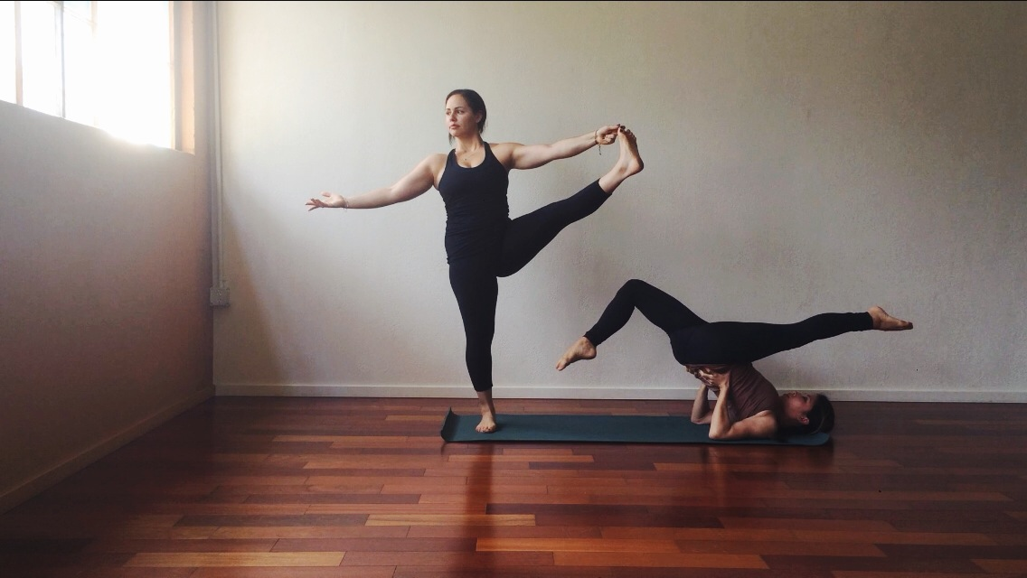 Bridging the gap between Yoga and Pilates!