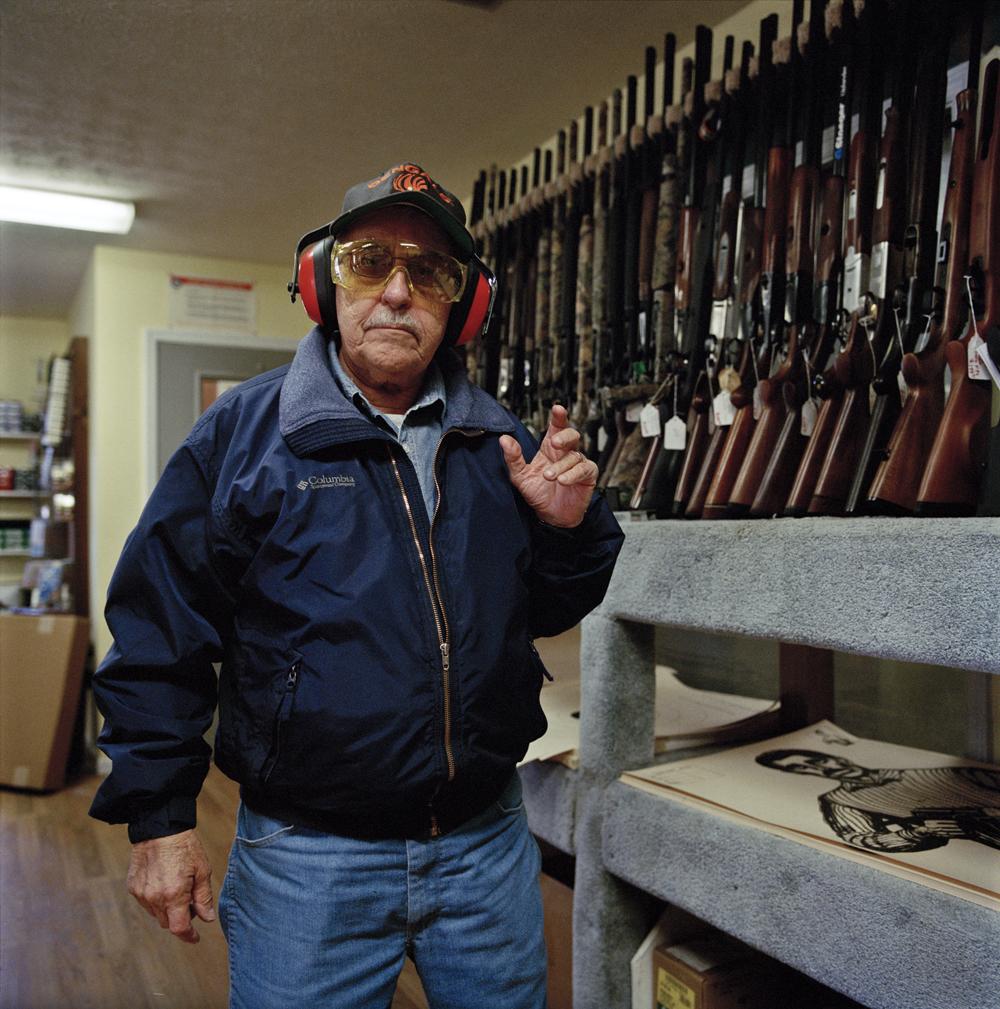 Teach me to shoot, Ft. Mitchell, Kentucky  2011
