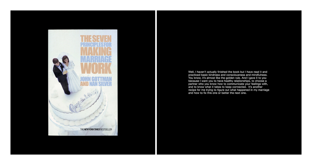 The Seven Principales For Making Marriage Work 2009  2009