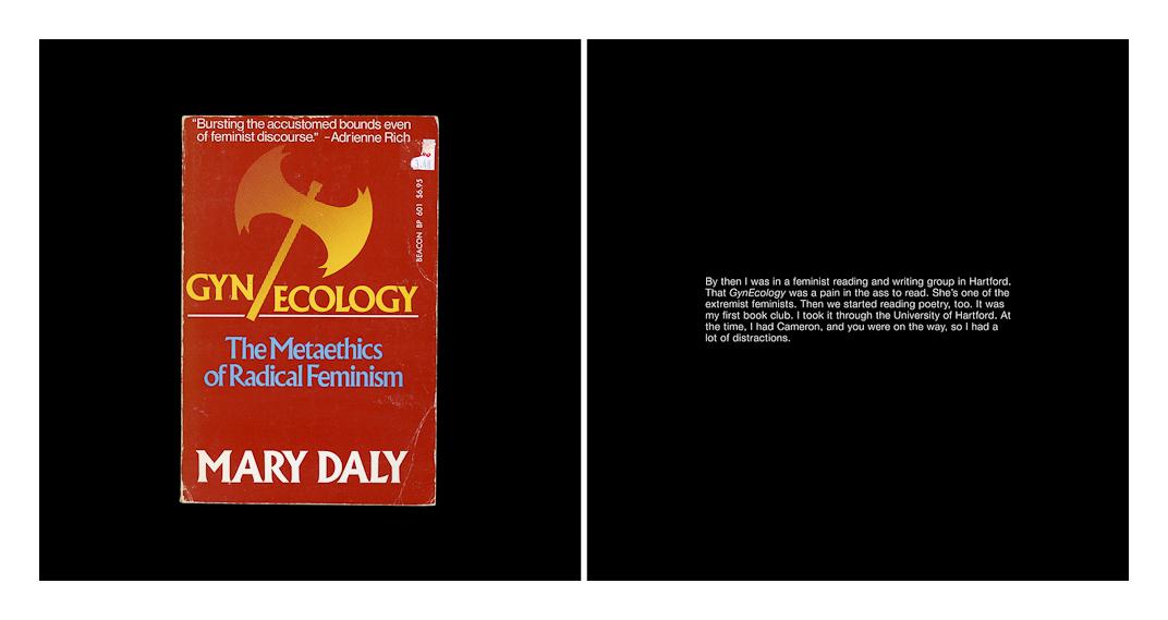 Gyn/Ecology 2004  2009