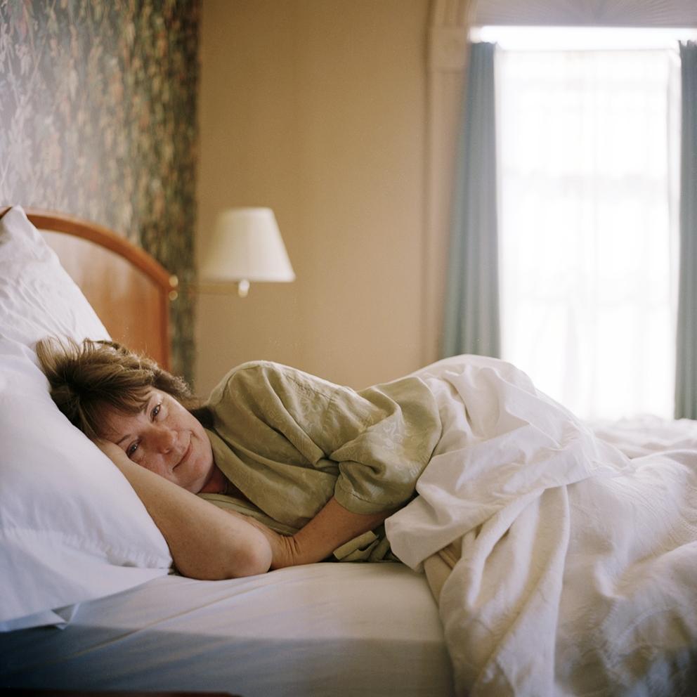 Hotel morning, Keene, New Hampshire  2010