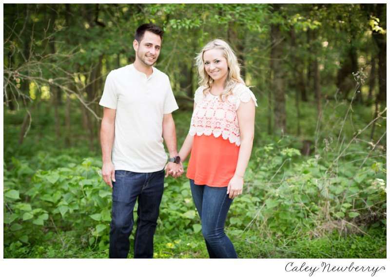Arrington Vineyards Engagement Session by Caley Newberry Photography | www.caleynewberry.com