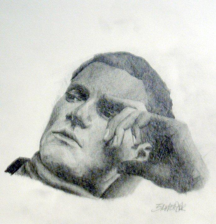 Bleistift - Zeichnung