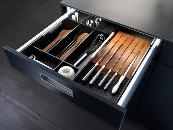 Оснащение кухни -