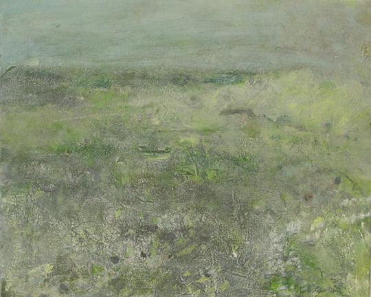 "Piso Lageri, 2012, acrylic on canvas, 16 x 20"""
