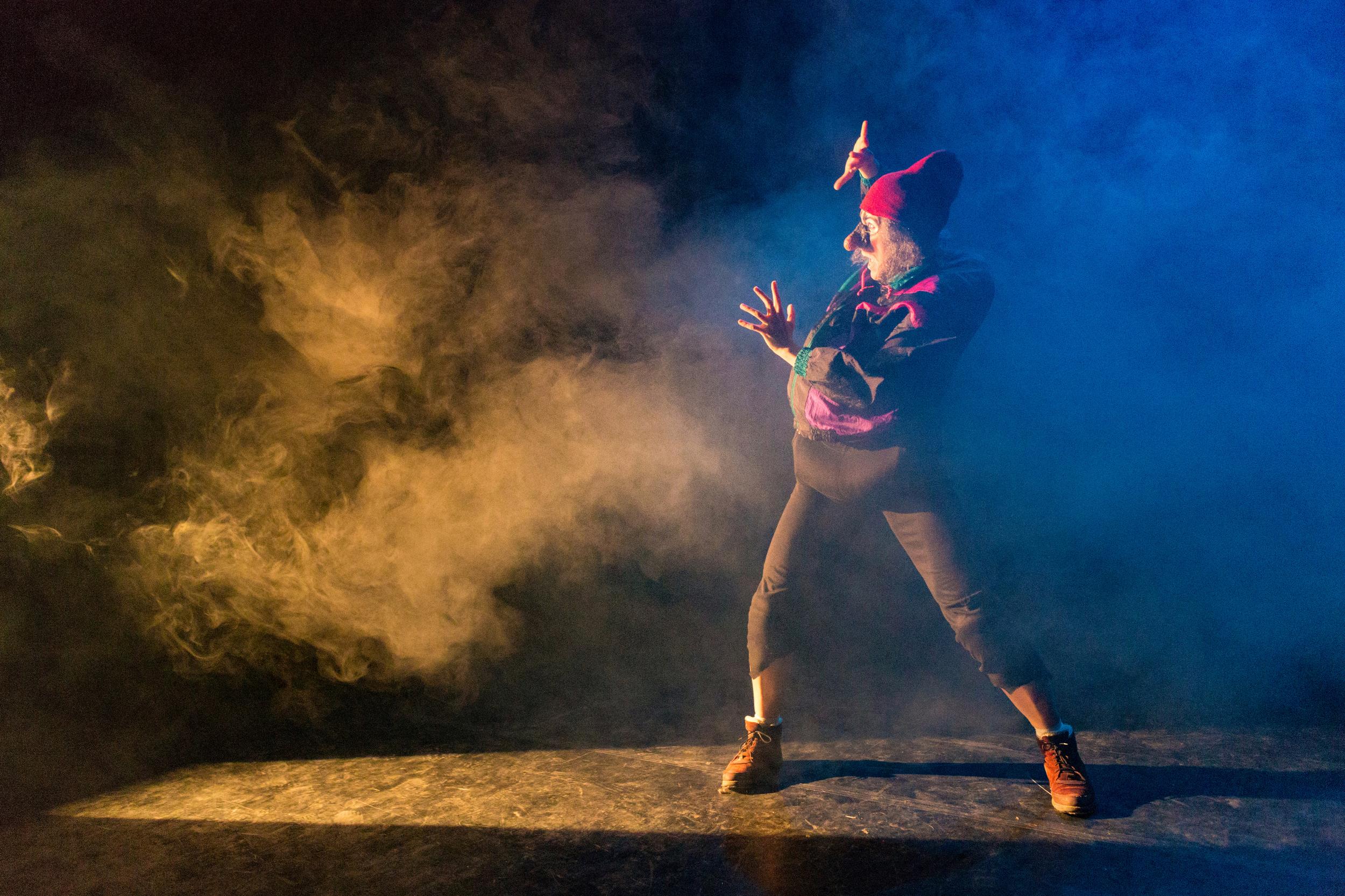 Edinburgh Clown Cabaret April 2016