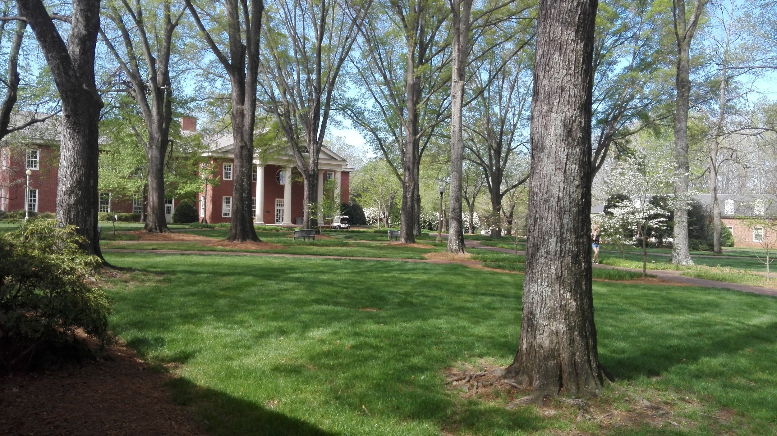 Furman campus, Johns Hall