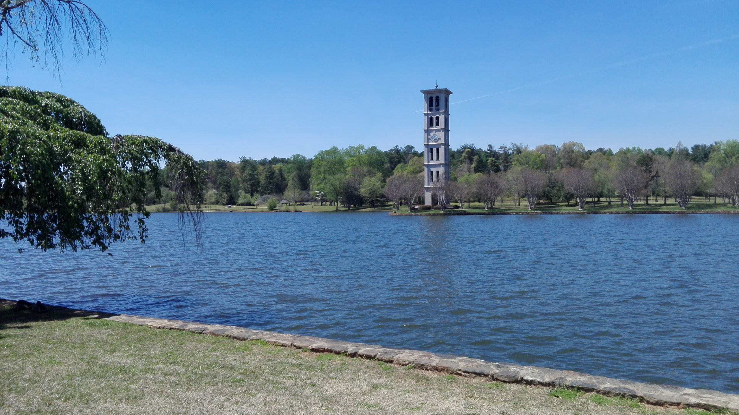 Furman Bell Tower