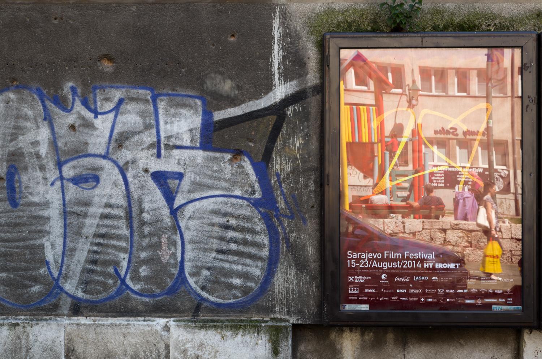 Sarajevo Film Festival. Photo by Erinc Salor