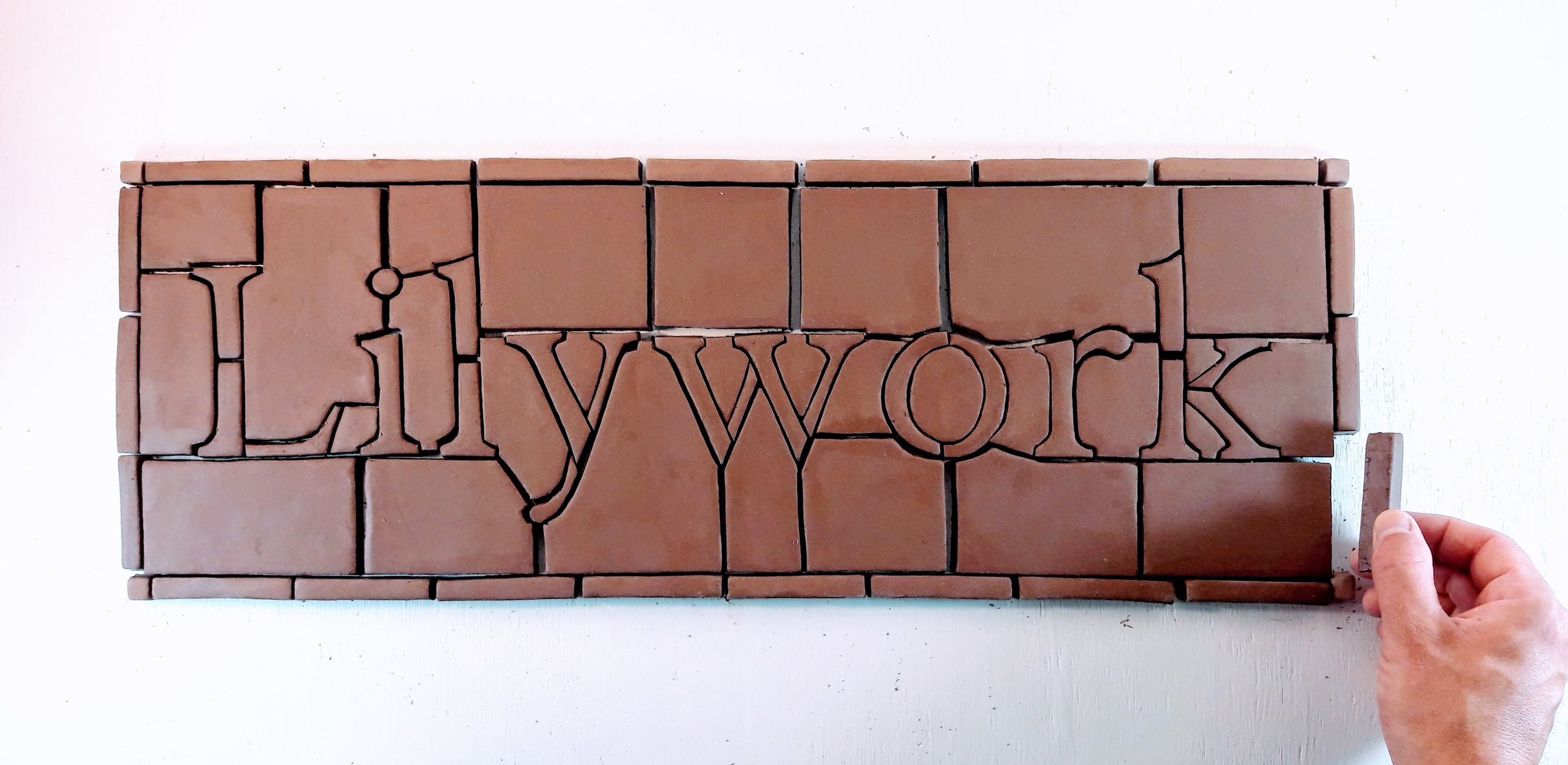 Lilywork Handcrafted signs