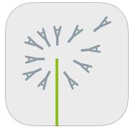 Click Icon to download app (iOS)
