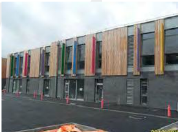 Hot Mills School, Learning Zone and Energy Centre