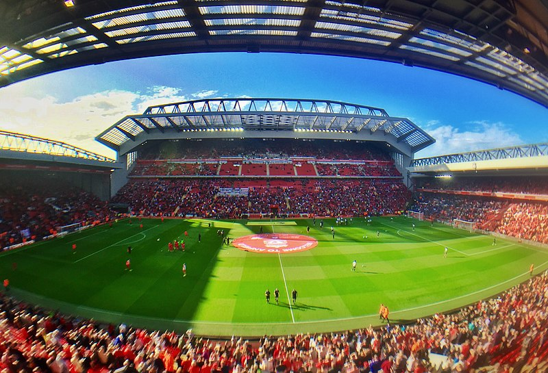 - Actionair has also provided fire safety systems to a famous football stadium in Liverpool.