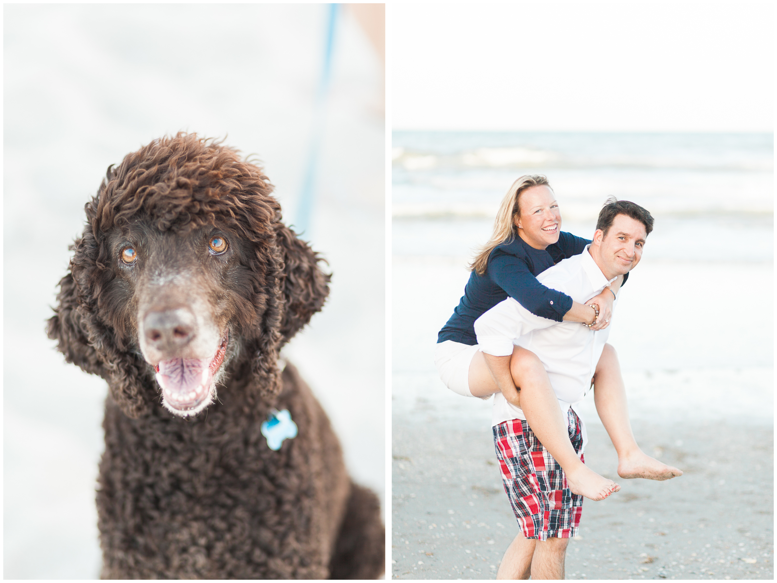 Chris and Paige's Engagement Session | Pelican Beach Park, Melbourne, Florida | Michelle Mock Photography