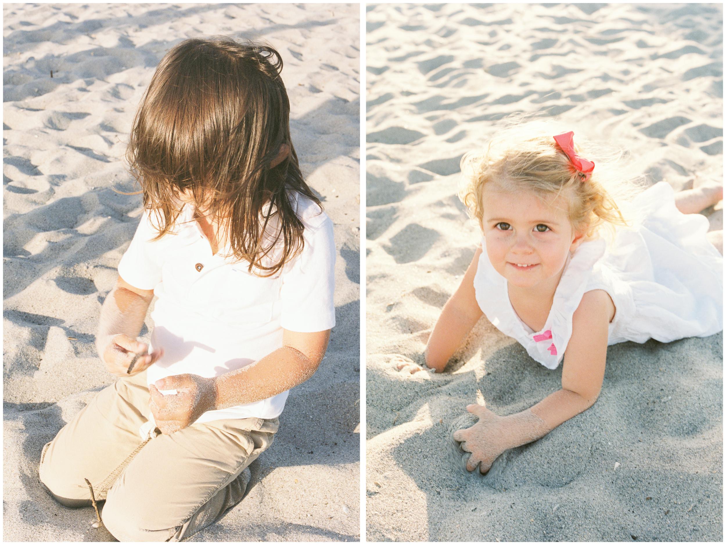 Family Beach Photos | Melbourne, Florida | Michelle Mock Photography
