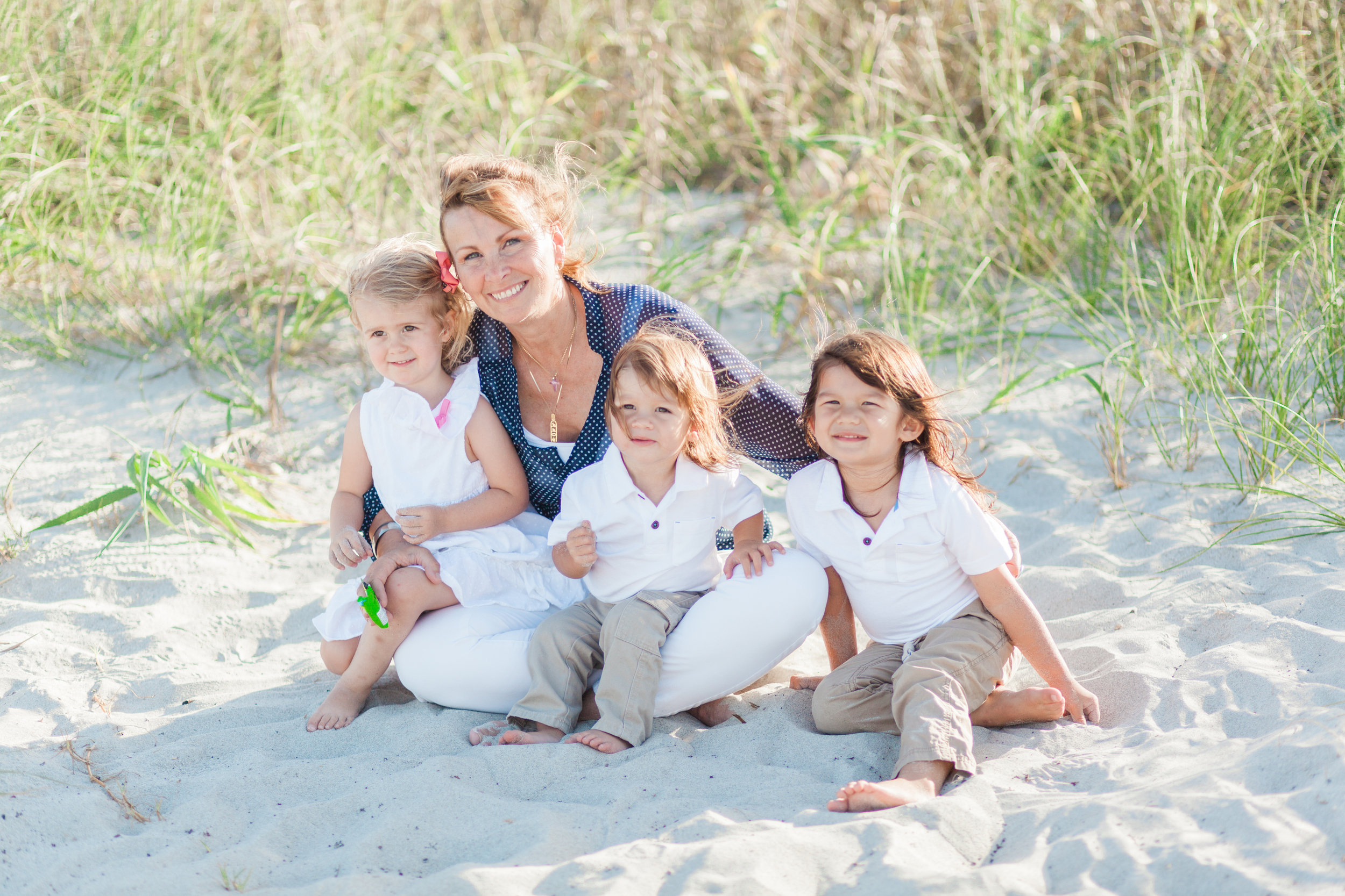 McKee Family Beach Session | Melbourne, Florida | Michelle Mock Photography