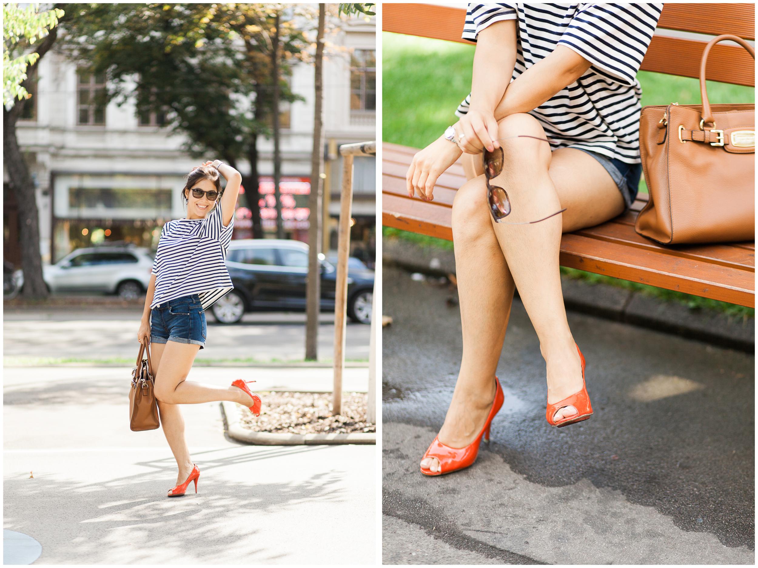 Fashion Portrait | Vienna, Austria | Michelle Mock Photography