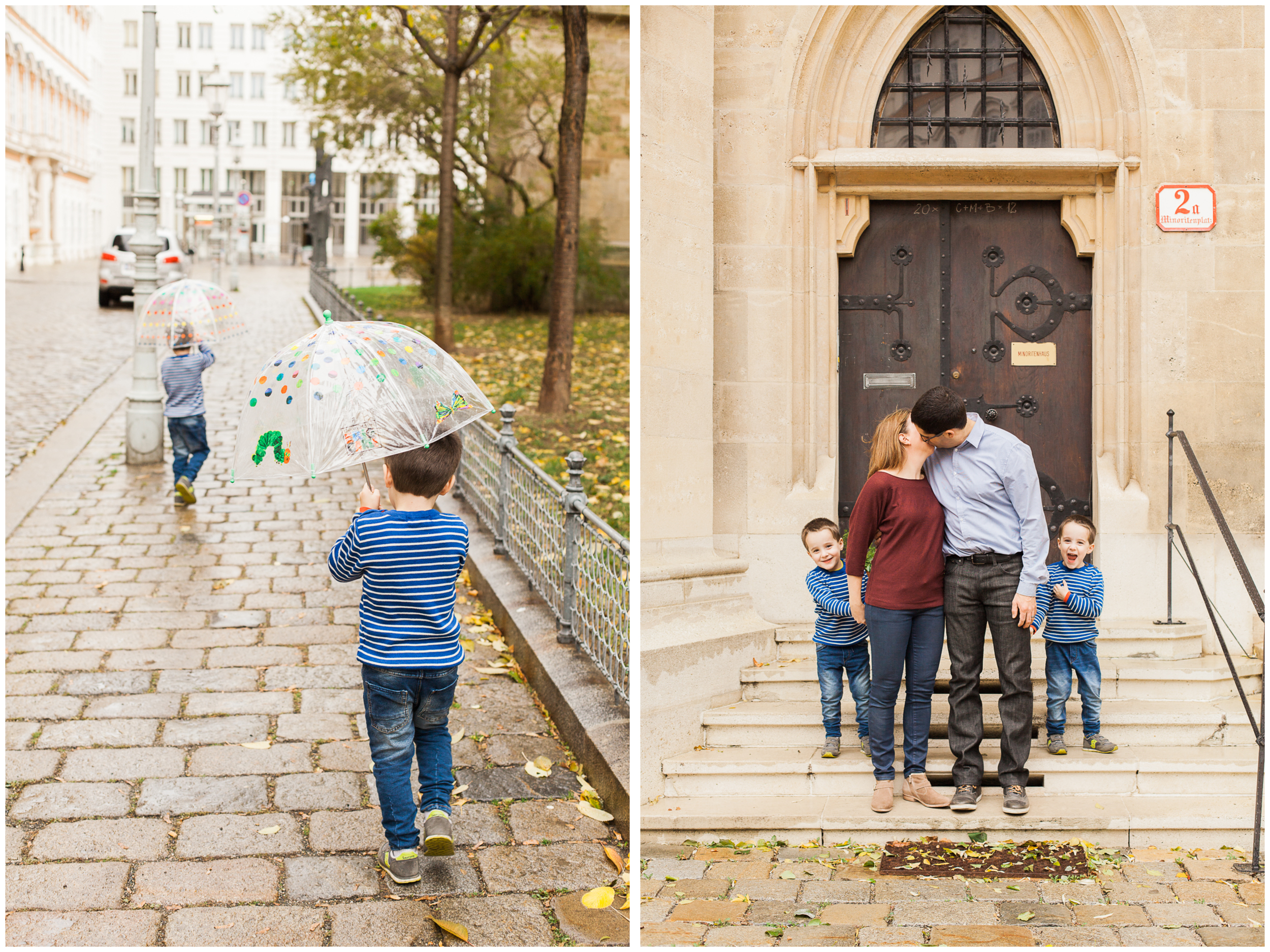 Family Portrait Session | Vienna, Austria | Michelle Mock Photography