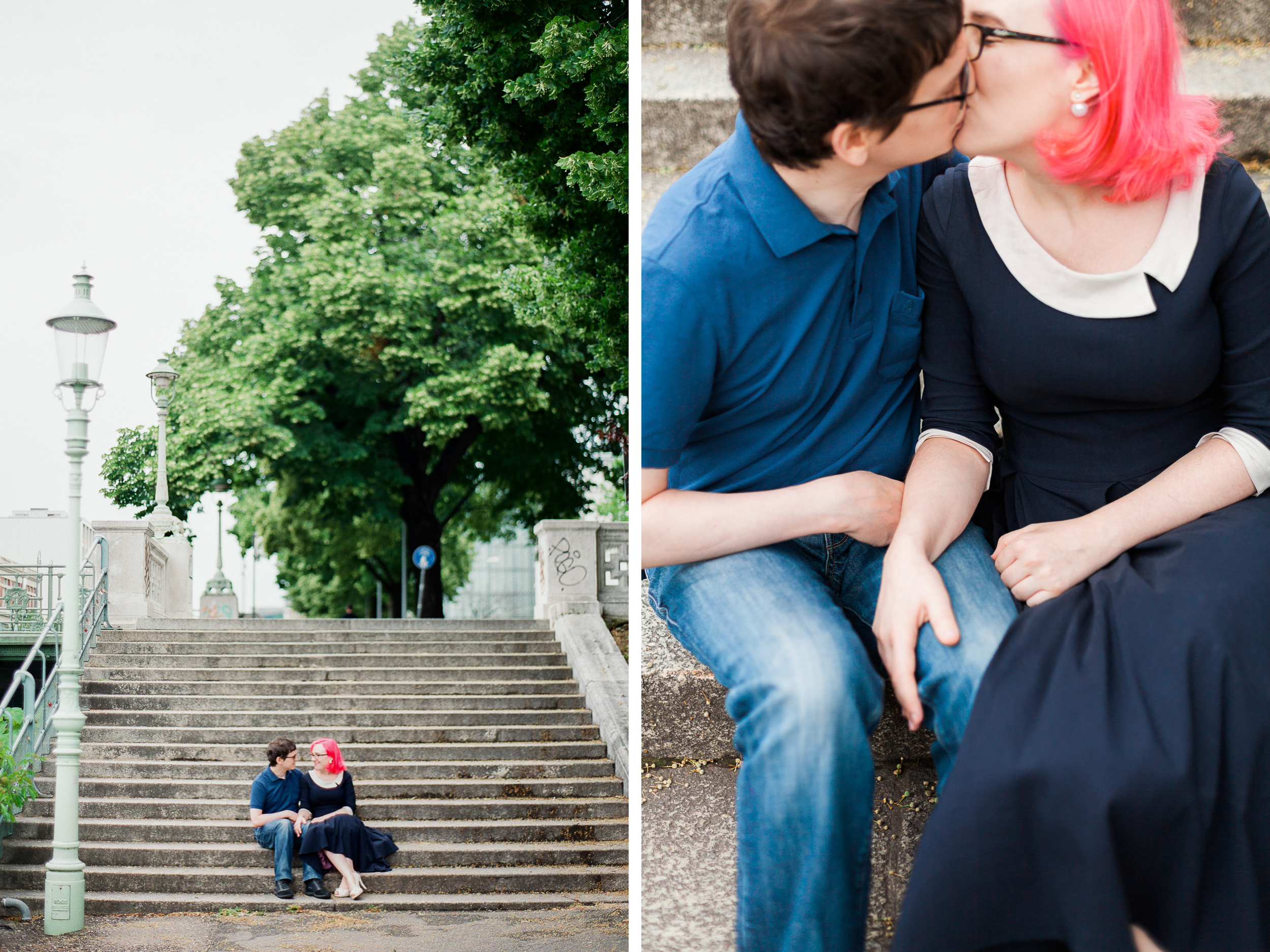 Vienna, Austria | Stadtpark | Michelle Mock Photography | Portrait Photographer | Vienna Film Photographer