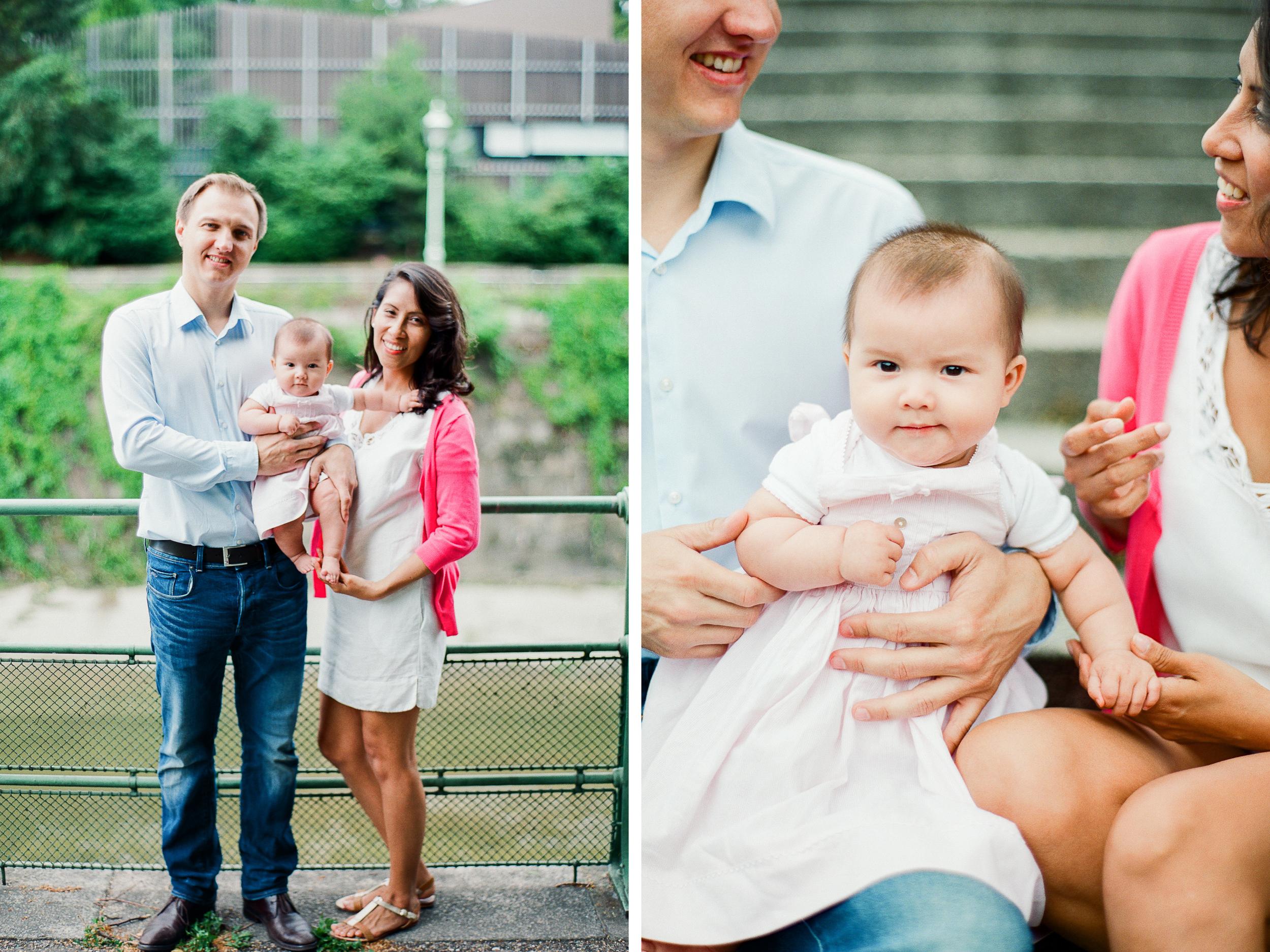 Vienna, Austria | Stadtpark | Michelle Mock Photography | Family Portrait Photographer | Vienna Film Photographer | Contax 645 | Fuji400