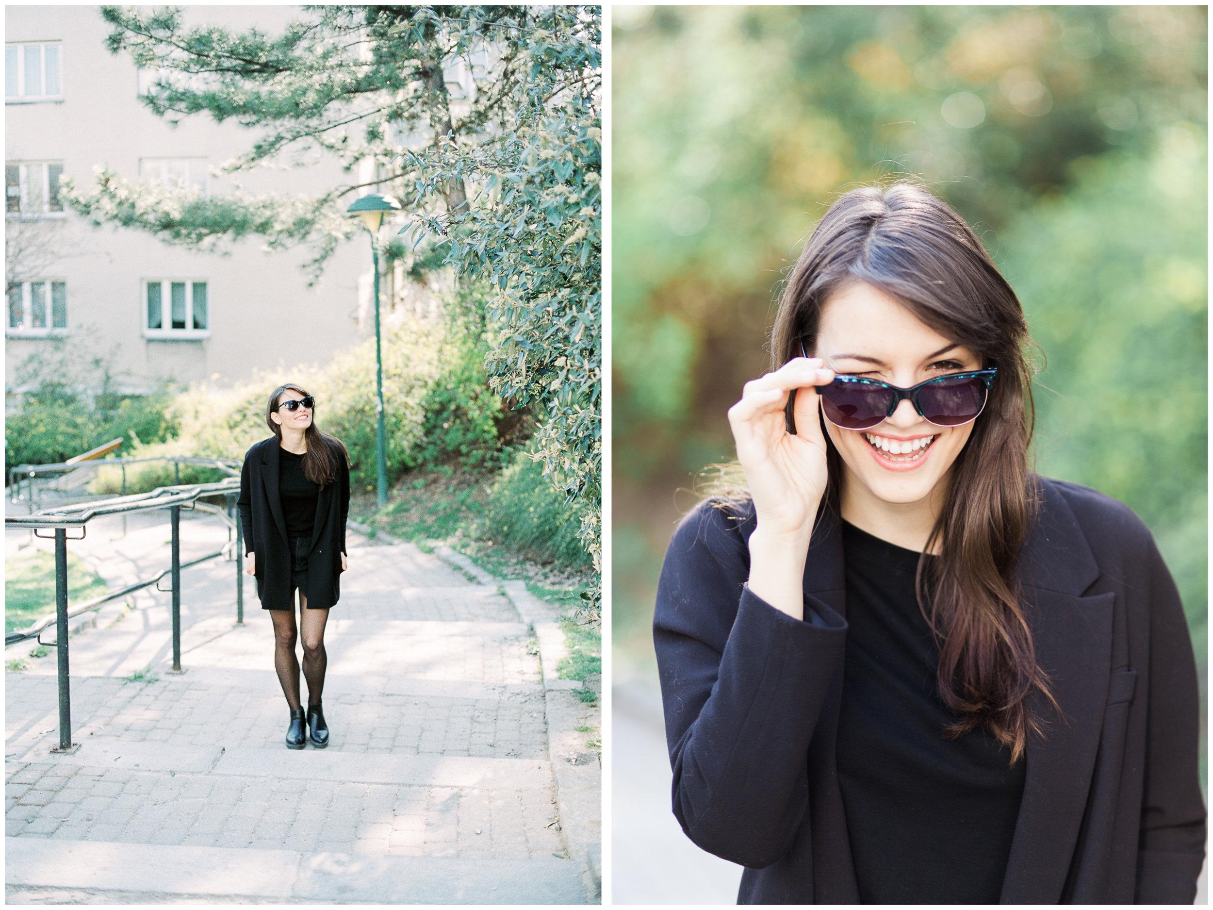 Michelle Mock Photography | Vienna, Austria | Female Portraits | Vienna Film Photographer