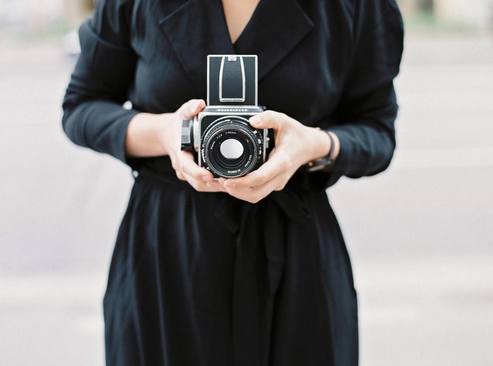 Theresa Pewal Film Portraits | Vienna, Austria | Michelle Mock Photography | Vienna Film Photographer | Contax645 | Fuji400