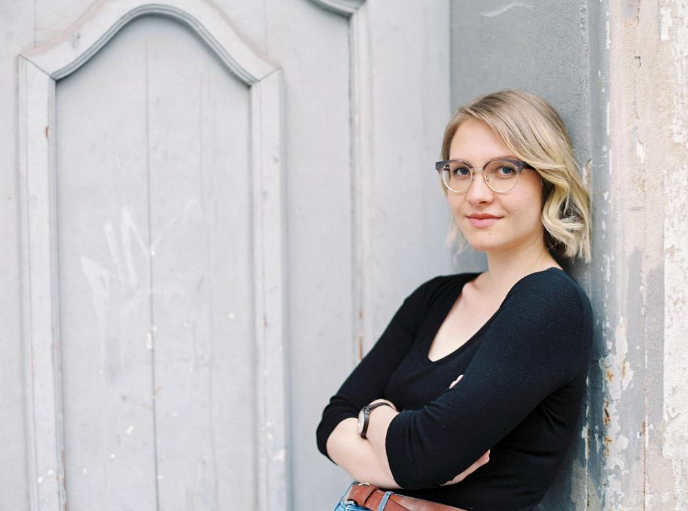 Vienna Portraits | Vienna, Austria | Michelle Mock Photography | Vienna Film Photographer | Contax645 | Fuji400