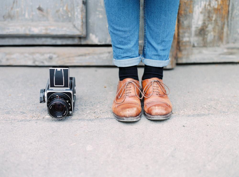 Theresa Pewal Photography Film Portraits | Vienna, Austria | Michelle Mock Photography | Vienna Film Photographer | Contax645 | Fuji400