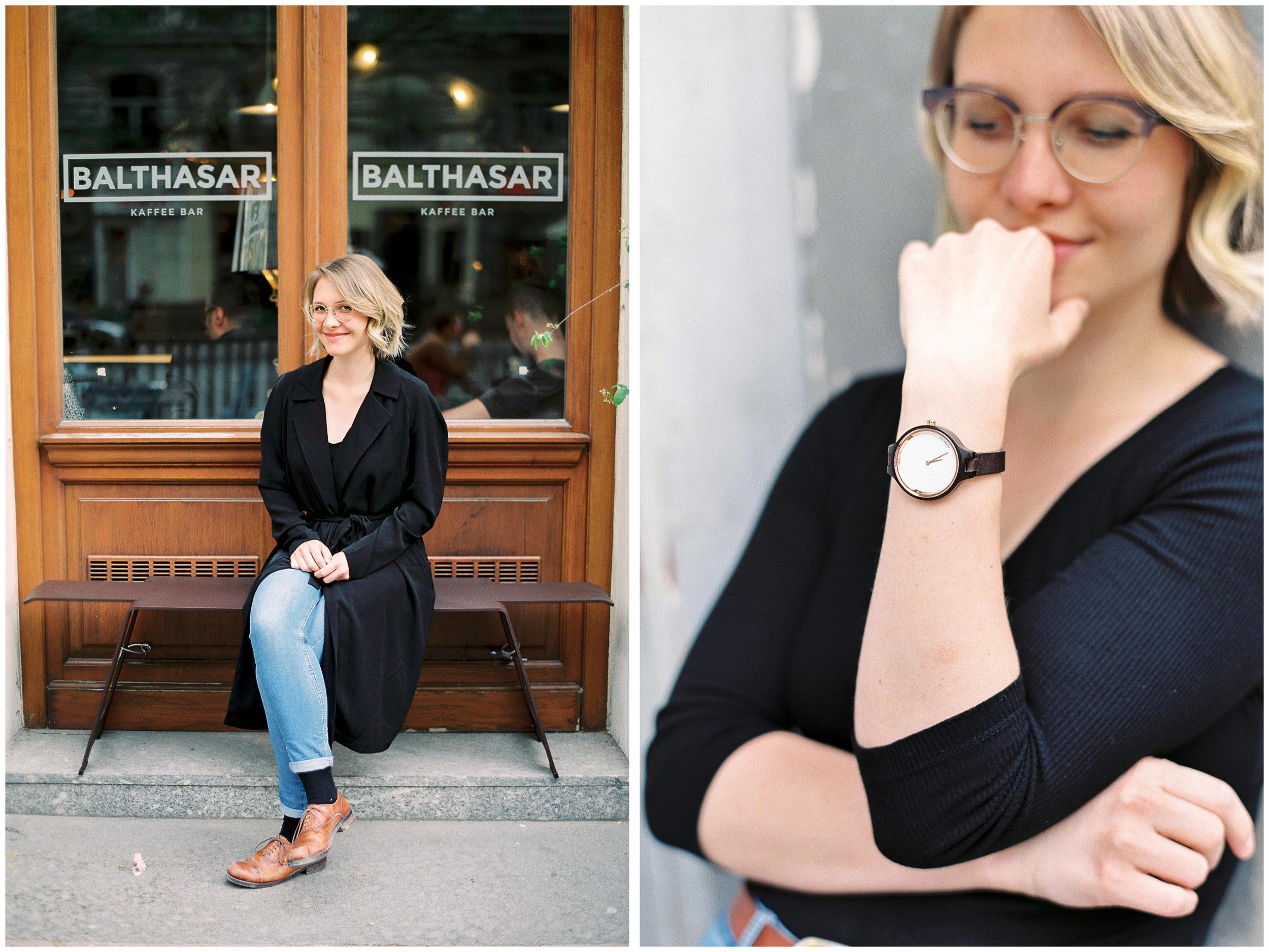 Film Portraits | Vienna, Austria | Michelle Mock Photography | Vienna Film Photographer | Contax645 | Fuji400