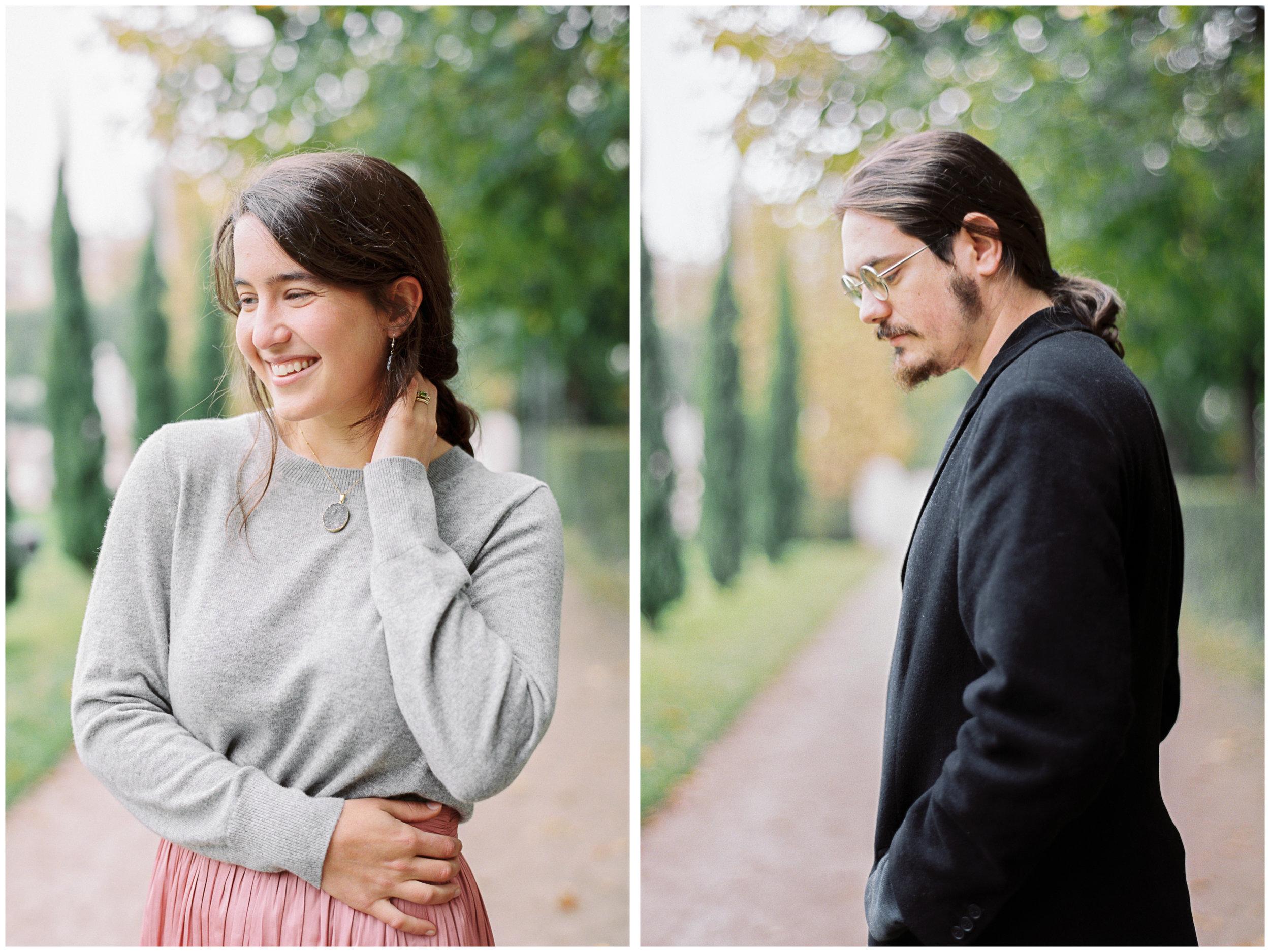 Vienna Portraits | Vienna, Austria | Fuji400H | Contax645 | Vienna Film Photographer | Michelle Mock Photography
