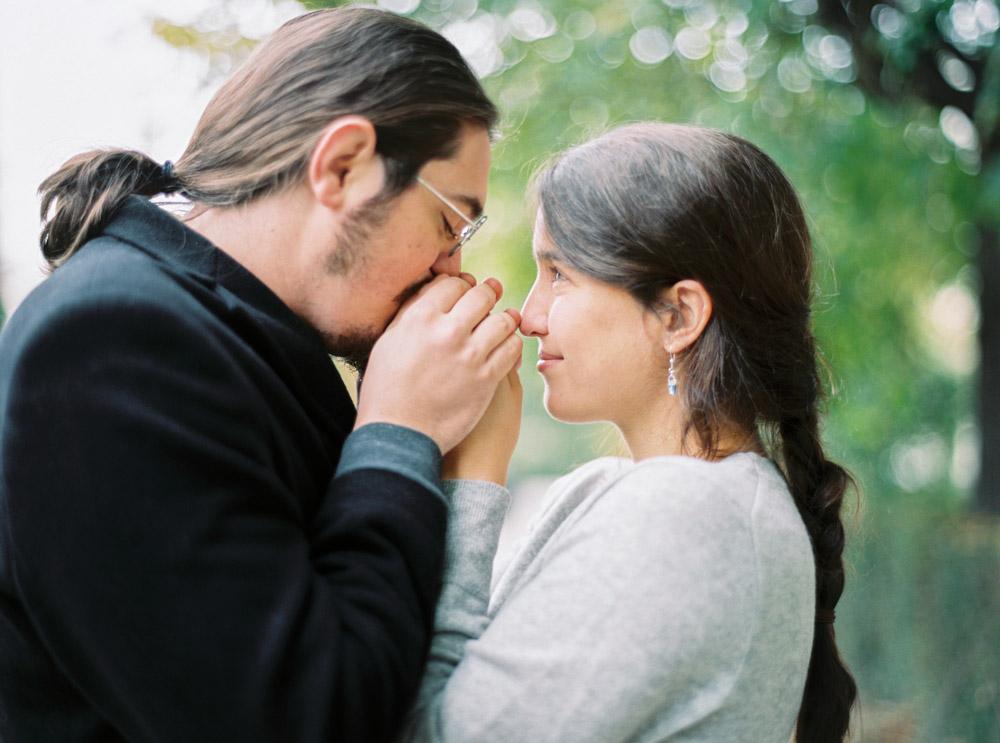 Couple Photography | Vienna, Austria | Fuji400H | Contax645 | Vienna Film Photographer | Michelle Mock Photography