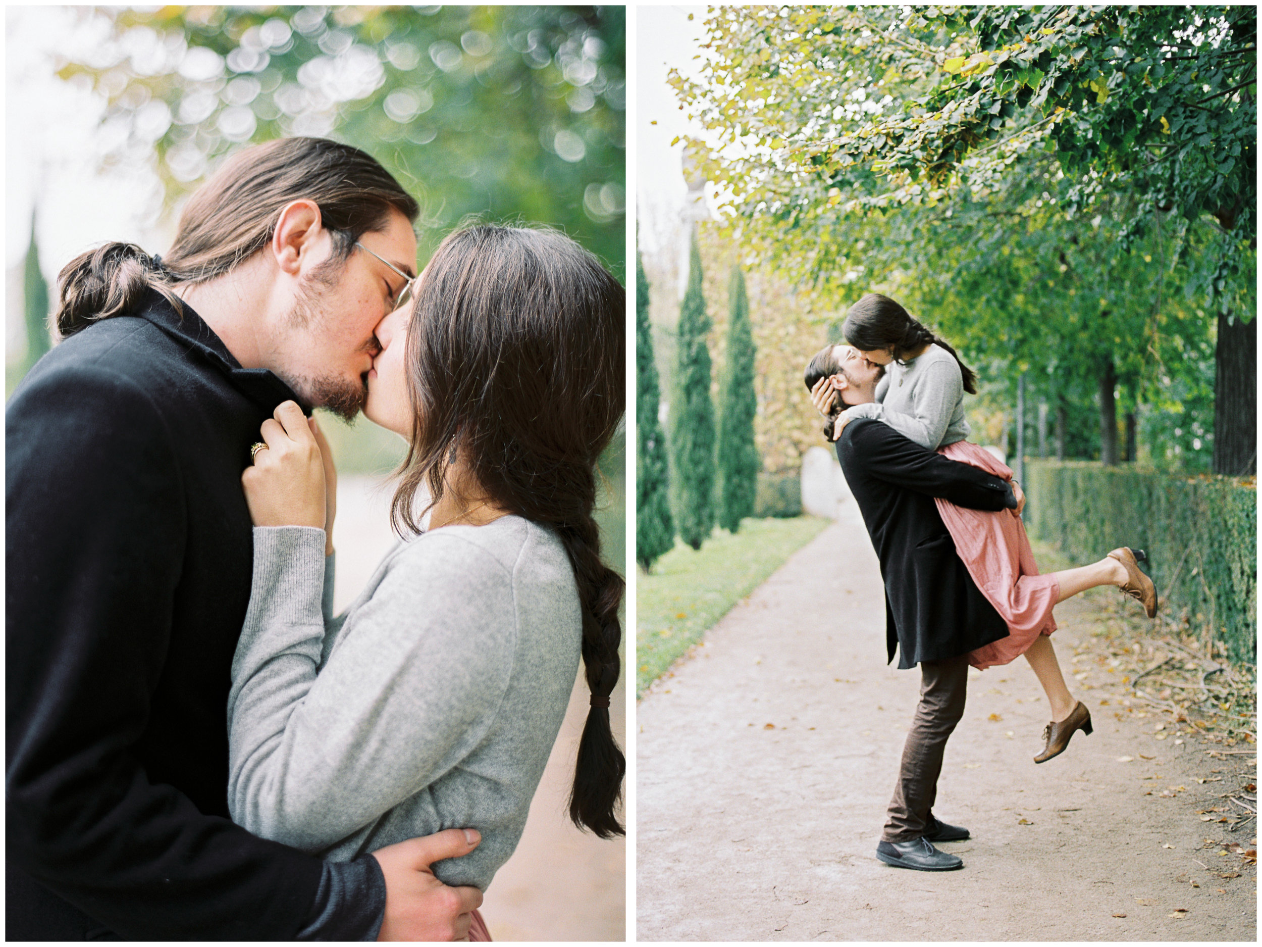 Wedding Photography | Vienna, Austria | Fuji400H | Contax645 | Vienna Film Photographer | Michelle Mock Photography