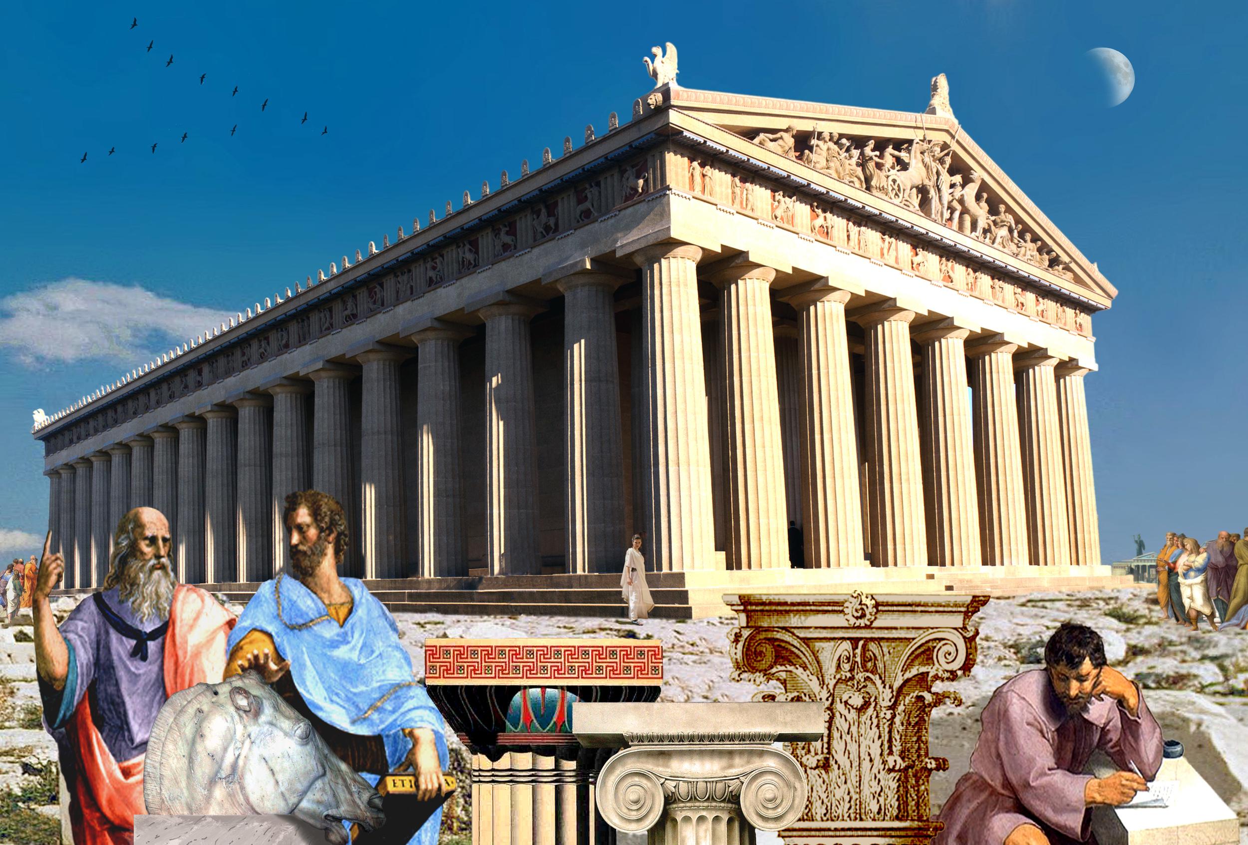 Der Parthenon - Copyright CIRCA Press.jpg