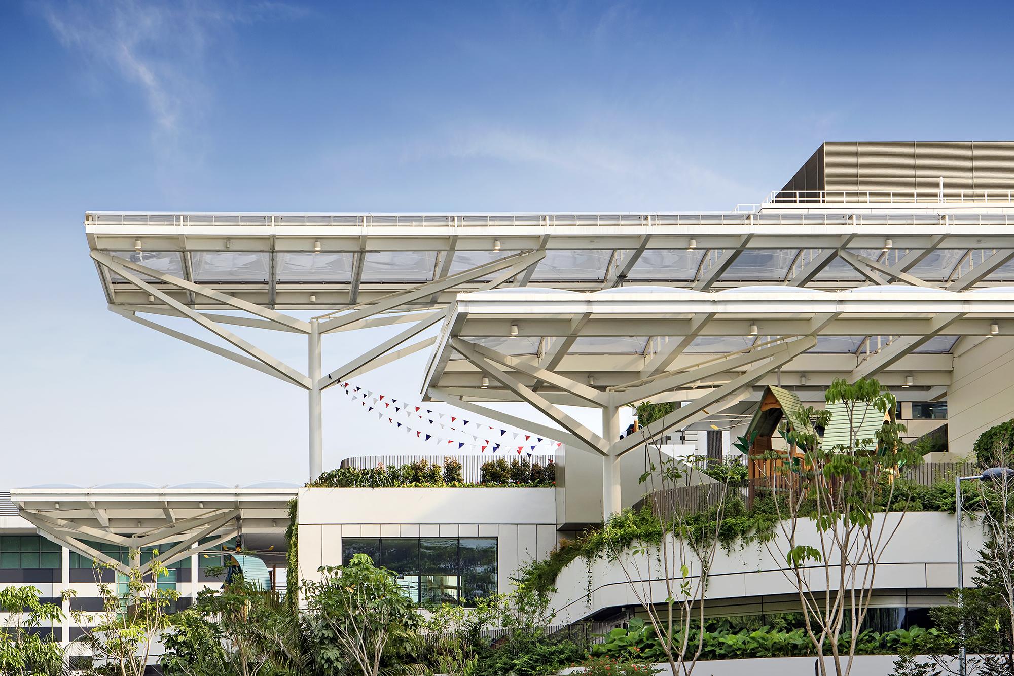Canopies providing shade over external play areas © Bogle Architects-Infinitude.jpg