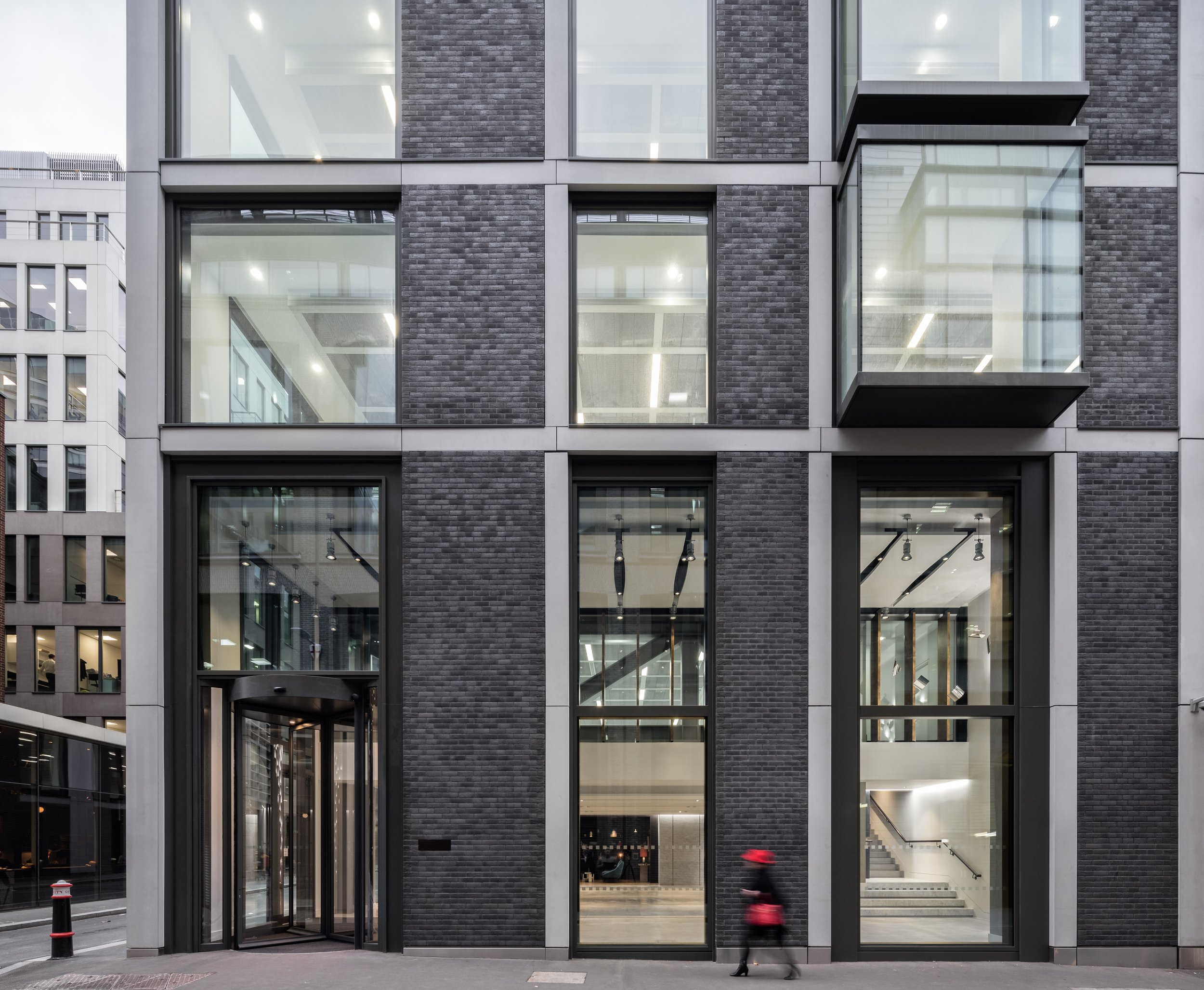Bureau, JRA's recently completed office project in London's Fetter Lane, achieved a BREEAM Excellent rating in recognition of its environmental credentials.