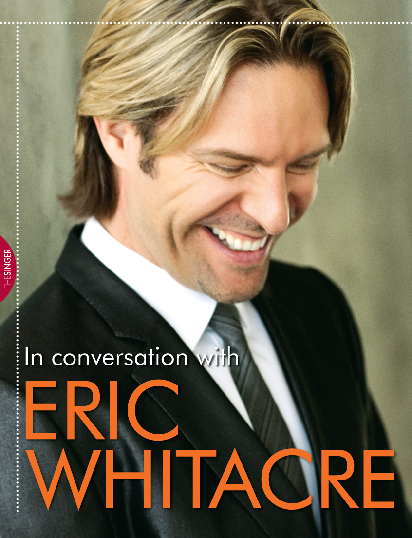 Composer Eric Whitacre CLASSICAL MUSIC