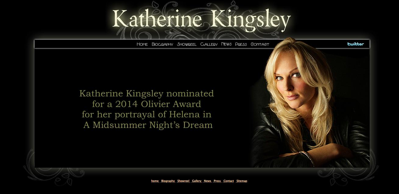Katherine Kingsley