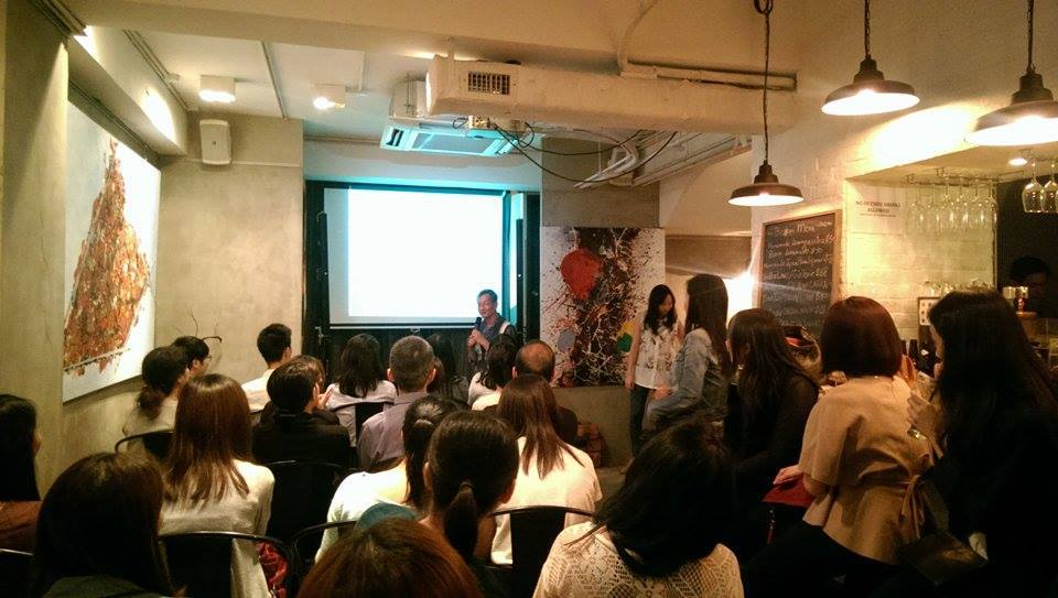 Dr. Chan @ Boom, on 'East Meets West- a double edged sword?'