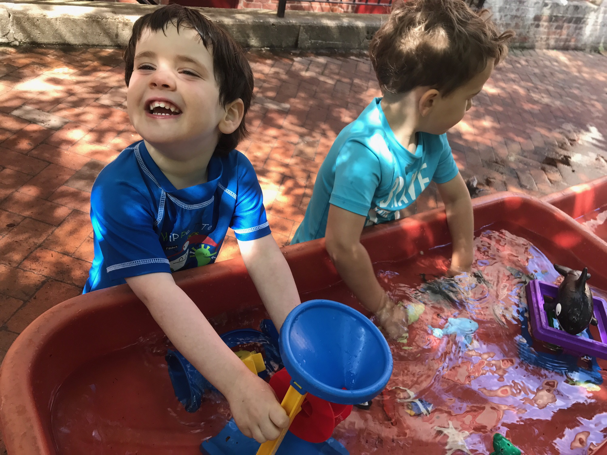 - Join us for a glimpse of the fun ways we keep campers happy, active and engaged each and every day.