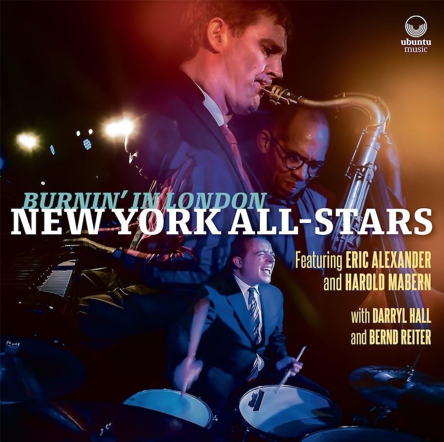 NYAS: Eric Alexander & Harold Mabern / Burnin'