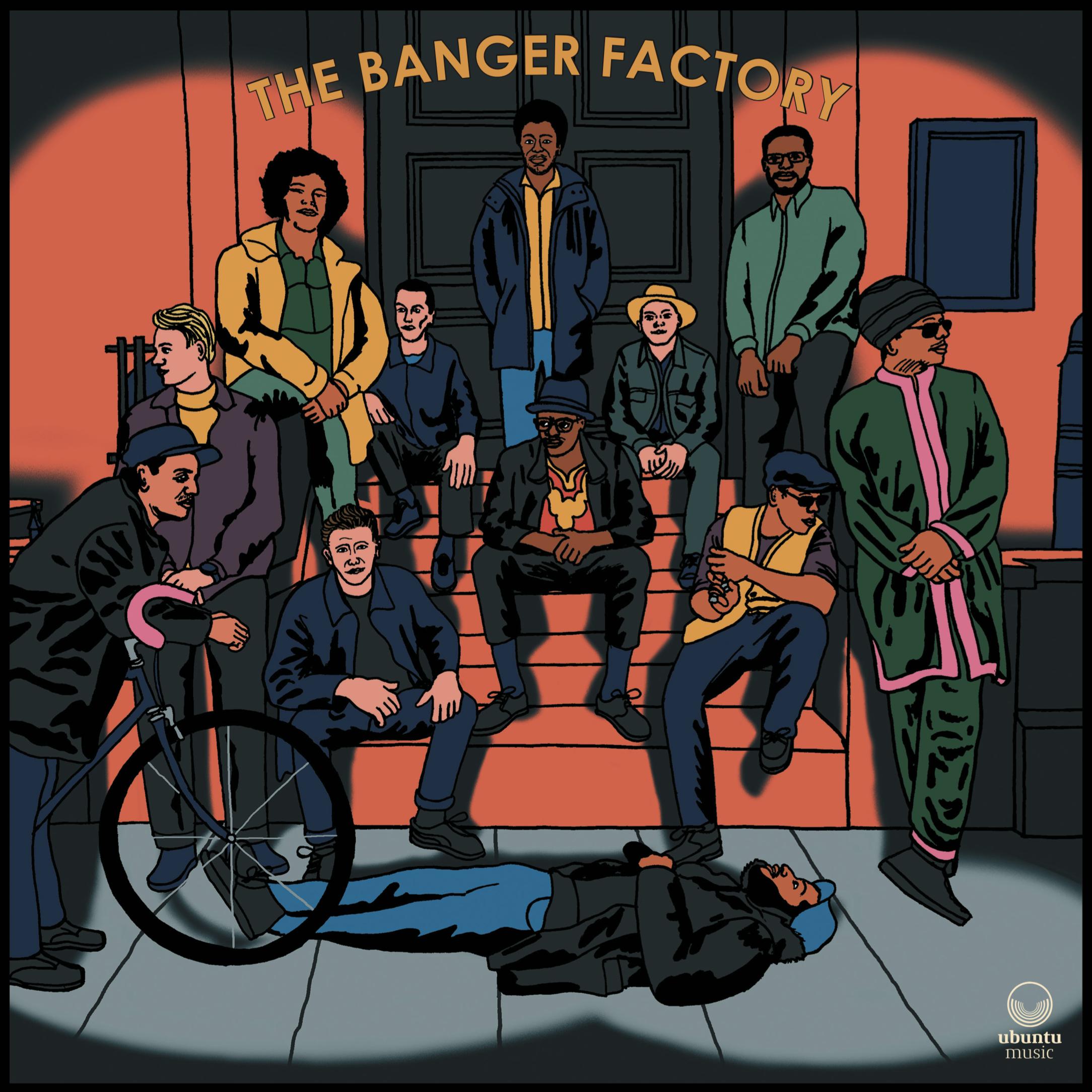Mark Kavuma / The Banger Factory