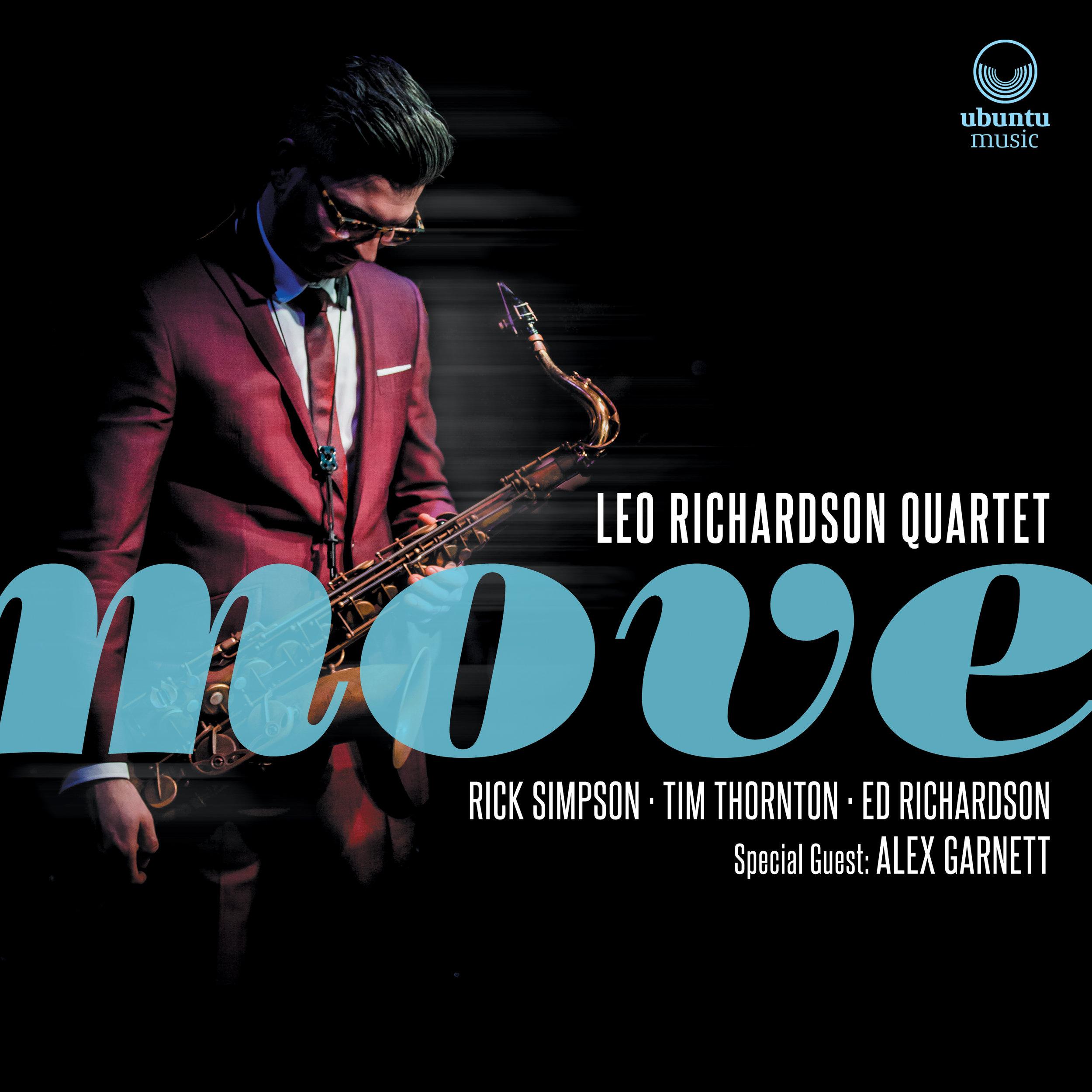 Leo Richardson Quartet / Move
