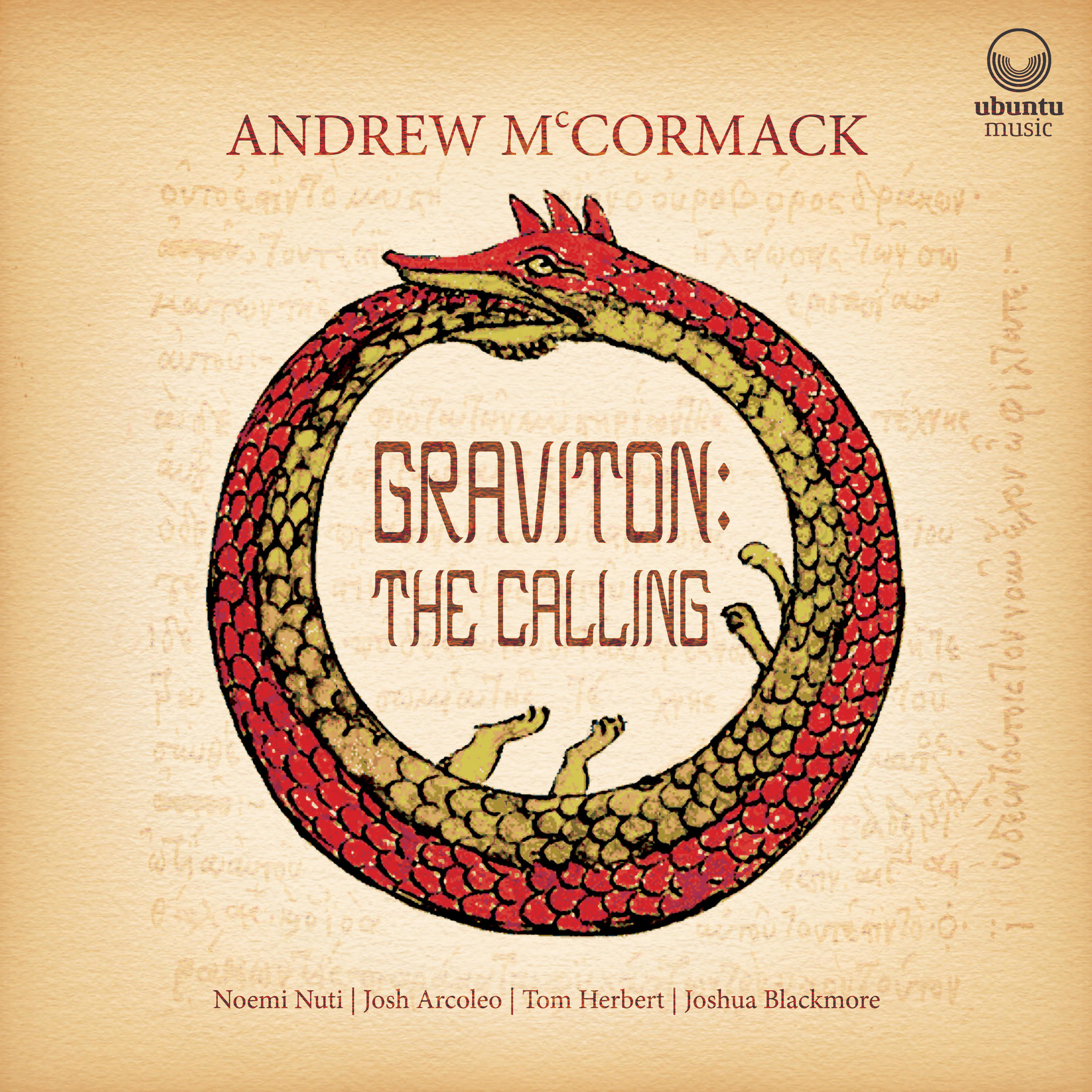 UBU0025_A McCormack_Graviton_The Calling HHi Res Cover_3000x3000.jpg